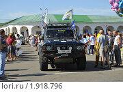 Трофи-автомобиль (2010 год). Редакционное фото, фотограф Смирнов Денис / Фотобанк Лори