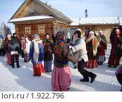 Купить «Праздник Масленицы», фото № 1922796, снято 14 февраля 2010 г. (c) Волменских Анастасия / Фотобанк Лори