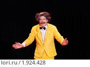 "Купить «Комик-труппа ""Маски-шоу"". Барский Борис», фото № 1924428, снято 19 августа 2010 г. (c) Юлия Жемкова (Хаки) / Фотобанк Лори"