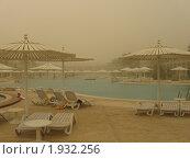Песчаная буря в Египте (2010 год). Стоковое фото, фотограф Надежда Науменко / Фотобанк Лори