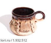 Купить «Чашка», фото № 1932512, снято 21 августа 2010 г. (c) Исаев Михаил / Фотобанк Лори