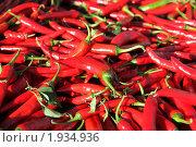 Купить «Красная паприка», фото № 1934936, снято 3 октября 2009 г. (c) Ольга Липунова / Фотобанк Лори