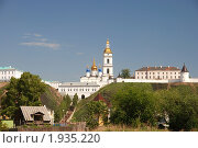 Купить «Тобольский кремль. Вид из Нижнего города», фото № 1935220, снято 8 июня 2009 г. (c) Надежда Келембет / Фотобанк Лори