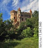 Забытый замок. Стоковое фото, фотограф Жаренов Александр / Фотобанк Лори