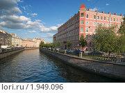 Купить «Санкт-Петербург. Канал», эксклюзивное фото № 1949096, снято 31 августа 2010 г. (c) Александр Алексеев / Фотобанк Лори