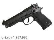 Пистолет. Стоковое фото, фотограф Андрей Филиппов / Фотобанк Лори