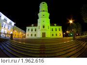 Купить «Городская ратуша», фото № 1962616, снято 9 сентября 2010 г. (c) Александр Артемьев / Фотобанк Лори