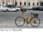 Купить «Паркинг», фото № 1962640, снято 29 апреля 2009 г. (c) Николай Комаровский / Фотобанк Лори