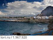 Италия, провинция Терразини. Стоковое фото, фотограф Александр Комлев / Фотобанк Лори