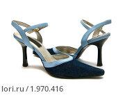 Купить «Женская обувь», фото № 1970416, снято 14 июля 2010 г. (c) Анна Лурье / Фотобанк Лори