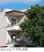 Купить «Отель. Остров Крит. Греция», фото № 1976448, снято 12 сентября 2010 г. (c) Екатерина Овсянникова / Фотобанк Лори