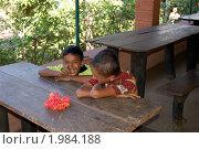 Аборигены (2009 год). Редакционное фото, фотограф Денис Иванков / Фотобанк Лори