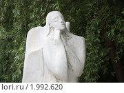 Купить «Мольба ангела», фото № 1992620, снято 29 мая 2010 г. (c) Наталья Блинова / Фотобанк Лори