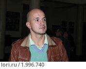 Купить «Егор Дружинин», фото № 1996740, снято 24 сентября 2010 г. (c) Архипова Екатерина / Фотобанк Лори