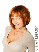 Купить «Красивая девушка», фото № 1997564, снято 8 июня 2009 г. (c) Никита Буйда / Фотобанк Лори
