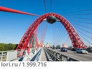 Купить «Живописный мост. Москва», фото № 1999716, снято 25 сентября 2010 г. (c) Екатерина Овсянникова / Фотобанк Лори