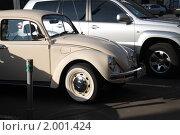 Аккуратная маленькая машина (2010 год). Редакционное фото, фотограф Анастасия Захаренко / Фотобанк Лори