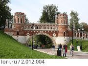 Царицынский парк (2010 год). Редакционное фото, фотограф Ирина Королева / Фотобанк Лори