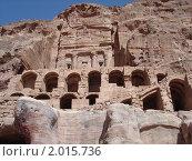 Купить «Древний город (Петра, Иордания)», фото № 2015736, снято 12 сентября 2010 г. (c) Ирина Стюфеева / Фотобанк Лори