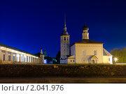 Торговая площадь, Суздаль (2010 год). Стоковое фото, фотограф Михаил Ковалев / Фотобанк Лори