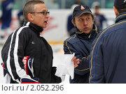 Купить «Мастер-класс легенд мирового хоккея в Балашихе», эксклюзивное фото № 2052296, снято 13 октября 2010 г. (c) Дмитрий Неумоин / Фотобанк Лори