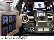 Купить «Демо-автомобиль фирмы Prology», фото № 2060964, снято 29 августа 2007 г. (c) Ольга Денисова / Фотобанк Лори