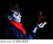 Купить «Вампир», фото № 2066824, снято 15 октября 2010 г. (c) Ольга Хорошунова / Фотобанк Лори