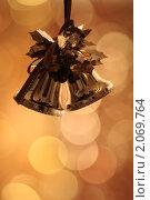 Купить «Новогоднее украшение», фото № 2069764, снято 14 октября 2010 г. (c) yarruta / Фотобанк Лори