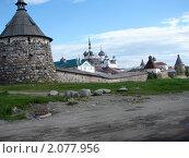 Соловки (2008 год). Редакционное фото, фотограф Михаил Никонов / Фотобанк Лори