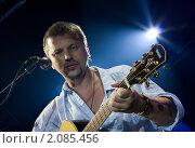 Сольный концерт Ильи Черта. Редакционное фото, фотограф Анна Назарова / Фотобанк Лори