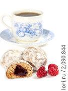 Купить «Пряники с фруктовой начинкой к чаю», фото № 2090844, снято 27 октября 2010 г. (c) Татьяна Белова / Фотобанк Лори