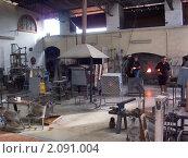 Мальта. Мастерская стеклодувов (2002 год). Редакционное фото, фотограф Мария Закржевская / Фотобанк Лори
