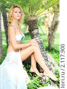 Купить «Летняя невеста», фото № 2117900, снято 24 августа 2010 г. (c) Ольга Хорошунова / Фотобанк Лори