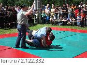 Купить «Бой», фото № 2122332, снято 19 июня 2010 г. (c) Наталья Блинова / Фотобанк Лори