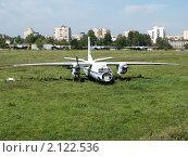 Старый самолет. Стоковое фото, фотограф Дмитрий Никоненко / Фотобанк Лори