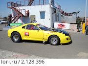 Купить «Спортивный автомобиль Toyota Supra», фото № 2128396, снято 23 мая 2010 г. (c) Юрий Андреев / Фотобанк Лори