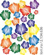 Бабочки. Стоковая иллюстрация, иллюстратор Гульнара Магданова / Фотобанк Лори