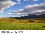 Купить «Шотландские горы», фото № 2142440, снято 4 октября 2010 г. (c) Юлия Бобровских / Фотобанк Лори