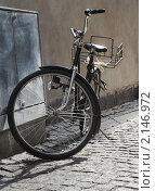 Старый велосипед (2010 год). Стоковое фото, фотограф Иван Нестеров / Фотобанк Лори