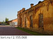 Купить «Омск Старая крепость», фото № 2155068, снято 29 июня 2010 г. (c) Валышков Вячеслав / Фотобанк Лори