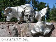 Купить «Хельсинки. Монумент Сибелиусу», фото № 2171620, снято 18 июля 2009 г. (c) Анастасия Смокотина / Фотобанк Лори