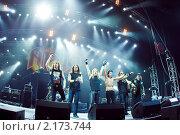 Ария Фест - XXV лет, Санкт-Петербург, Ледовый дворец (2010 год). Редакционное фото, фотограф Юлия Колтырина / Фотобанк Лори