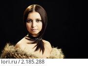 Портрет девушки. Стоковое фото, фотограф SvetlanaPanteleeva / Фотобанк Лори