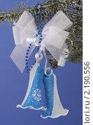 Купить «Елочная игрушка», фото № 2190556, снято 11 декабря 2009 г. (c) Целоусов Дмитрий Геннадьевич / Фотобанк Лори