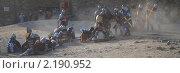 Купить «Бой за крепость», эксклюзивное фото № 2190952, снято 31 июля 2010 г. (c) Красилов Игорь / Фотобанк Лори