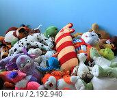Мягкие игрушки из мультфильмов (2010 год). Редакционное фото, фотограф Александр Гавриченко / Фотобанк Лори