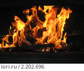 Огонь. Стоковое фото, фотограф Анна Павлова / Фотобанк Лори