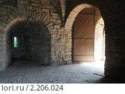 В крепости Шлиссельбург (2010 год). Редакционное фото, фотограф Олег Седов / Фотобанк Лори