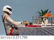 Автотренажёр. Стоковое фото, фотограф Василий Шульга / Фотобанк Лори