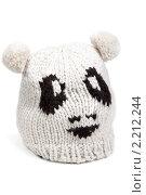 Купить «Теплая шапка», фото № 2212244, снято 21 октября 2010 г. (c) Руслан Кудрин / Фотобанк Лори
